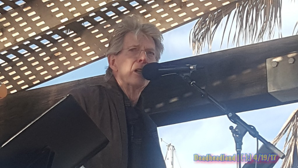 SETLIST and VIDEO: Wednesday, 4.19 ~ Bicycle Day Songs to Phil the Air