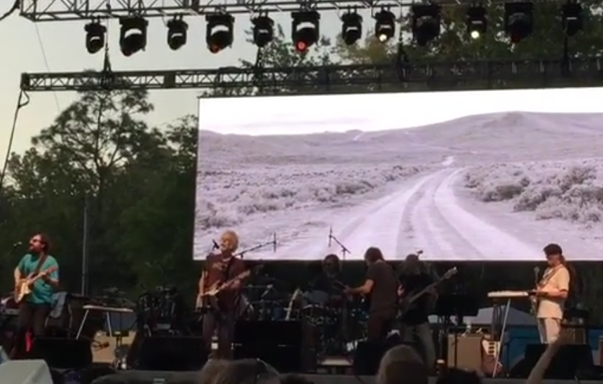 Setlist: Bob Weir and the Campfire Band, Wanee Music FestivalLive Oak, FL, Friday April 21, 2017