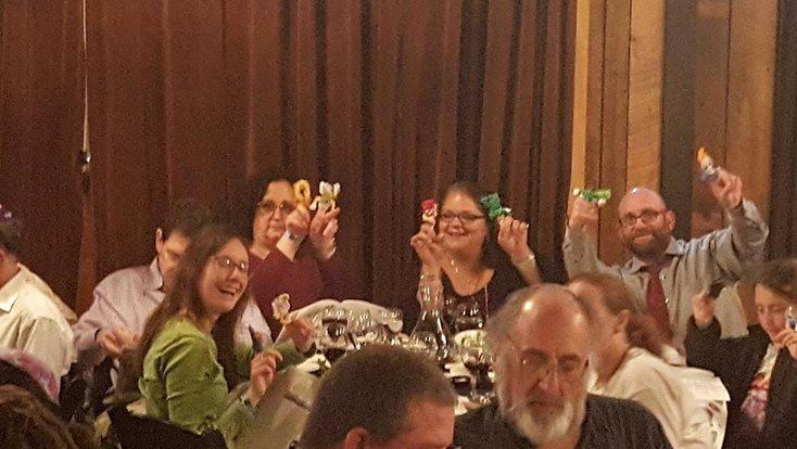 "SETLIST and VIDEO: Terrapin Nation Passover Celebration 2017 Night 1  w/Phil Lesh, Dan ""Lebo"" Lebowitz, Ross James, Scott Guberman, Ezra Lipp, and Jeannette Ferber Grate Room at Terrapin Crossroads"