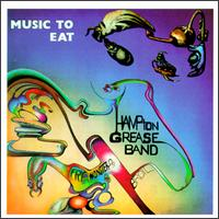 """The Late, Ret. Col. Bruce Hampton's first record """"Music to Eat"""", Hampton Grease Band 1971"""