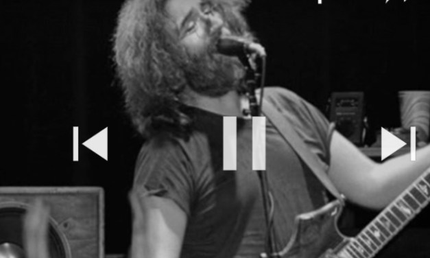 GARCIA TREATS: Run For the Roses sessions, Club Front, San Rafael California, December 7th 1981