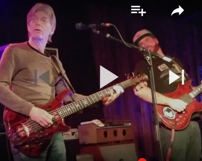 HISTORIC SIT IN! Phil Lesh of the Grateful Dead sat in with Melvin Seals and JGB at Terrapin Crossroads, Friday May 12th 2017
