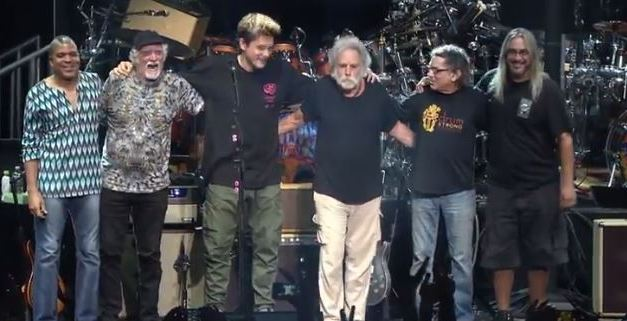 Dead and Company setlist,  Wednesday, June 28, 2017 |  Blossom Music Center, Cuyahoga Falls, Ohio