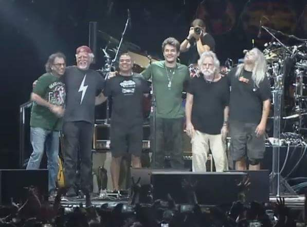 Dead and Company Setlist | Sunday June 18 2017, Fenway Park Boston MA