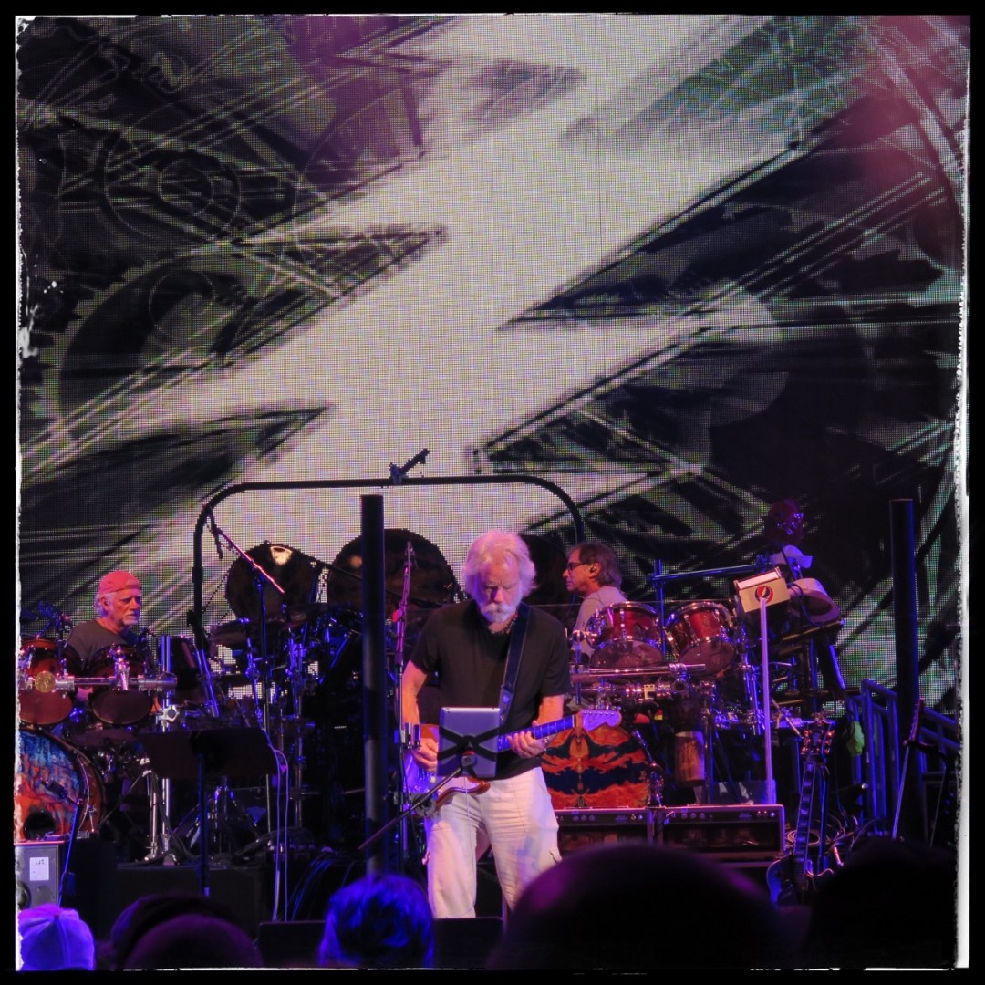 Dead and Company Hollywood Bowl, June 1st 2017, photos by RyderDude