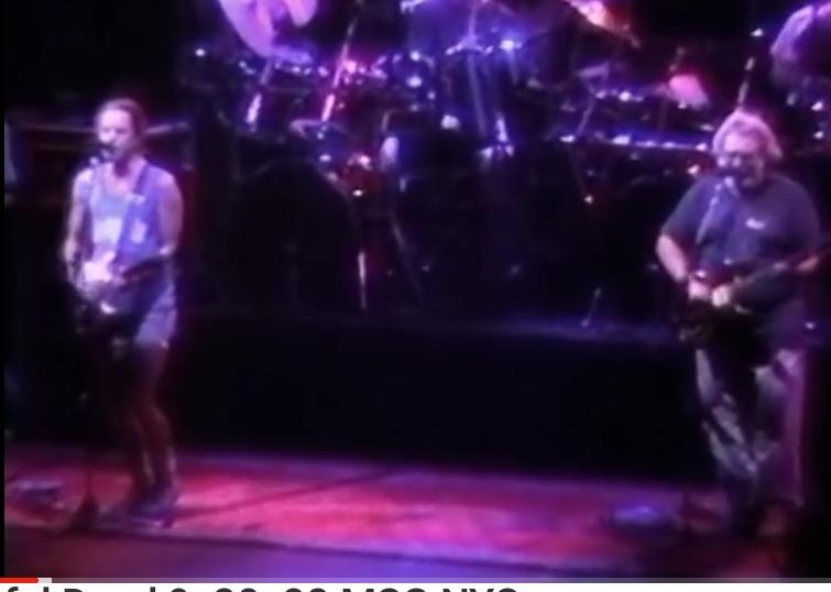 #DeadHeadDozen Grateful Dead 9-20-88 MSG NYC