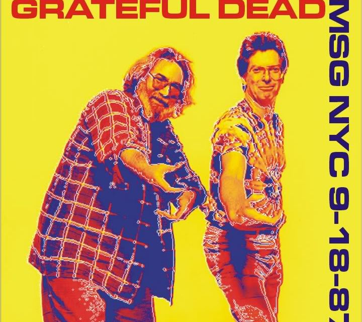 #DeadHeadDozen 3 of 13, Grateful Dead 9-18-87 MSG New York NY