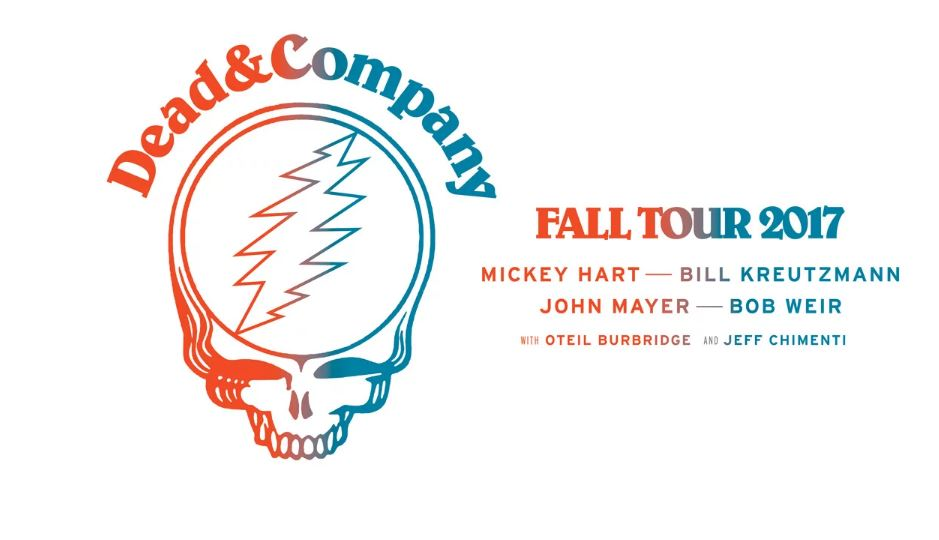 FALL TOUR!  Dead and Company Announce Fall Tour – and Verified Fan Registration