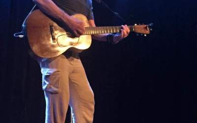 Setlist & Video: Bob Weir Solo acoustic |Sweetwater Music Hall |Mill Valley, California |Wednesday September 13 2017