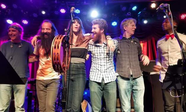 Setlist: Phil Lesh & the Terrapin Family Bandw/Robert Randolph, Nicki Bluhm, and Rob Barraco |Brooklyn BowlBrooklyn, NY |Monday, October 30, 2017