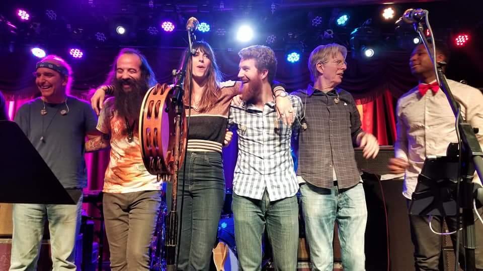 Setlist: Phil Lesh & the Terrapin Family Bandw/Robert Randolph, Nicki Bluhm, and Rob Barraco  Brooklyn BowlBrooklyn, NY  Monday, October 30, 2017