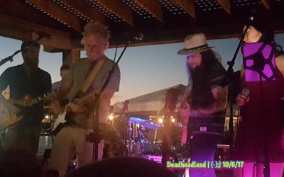 "Bob Weir, Phil Lesh, Midnight North cover Tom Petty's ""Breakdown"" at Hurricane Relief Benefit – full Setlist and Video, Terrapin Crossorads Oct 6, 2017"