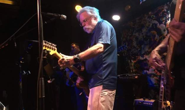 Weir Everywhere Dept: Bob Weir joins Dumpstaphunk for Halloween night 2017 at the Sweetwater Mill Valley (Full Show Video)