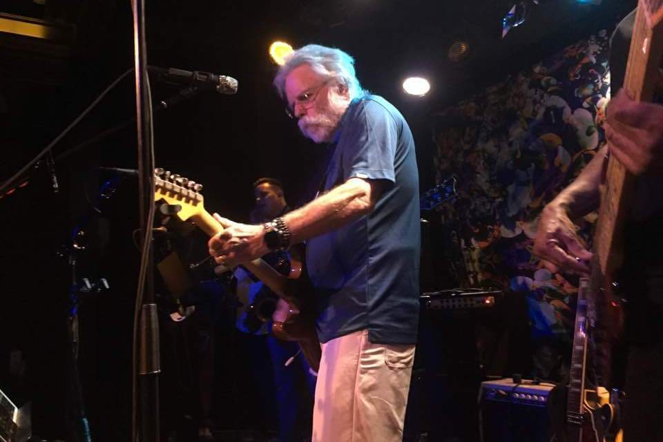 Weir Everywhere Dept: Bob Weir joins Dumpstaphunk for Halloween night 2017 at the Sweetwater Mill Valley(Full Show Video)