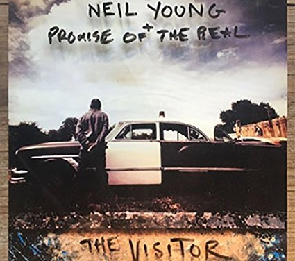 Neil Young releases a New CD, Opens his Archives to the public and Streams a  free concert all in one day!