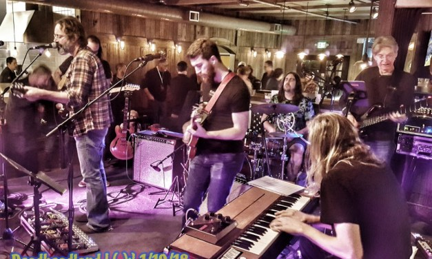 Setlist and Video | Dead of Winter 2018 Three of Four | Phil Lesh, Grahame Lesh, Neal Casal, Adam MacDougall, Ross James, Alex Koford