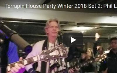 Setlist and Video: Phil Lesh's Terrapin Crossroads House Party – Monday January 15 2018 Nearly 4.5 hours of live music!