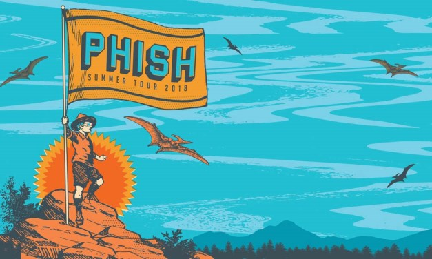 PHISH 2018 SUMMER TOUR ANNOUNCED