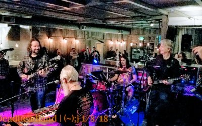 Setlist & Video: Phil Lesh and Friends, Dead of Winter 2018 One of Four | Monday January 8 2018