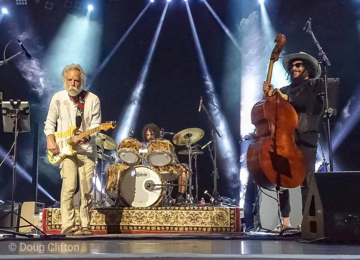 Bob Weir and Wolf Bros tour opener setlist videos   Tuesday October 16th   Grand Theatre, Reno Nevada