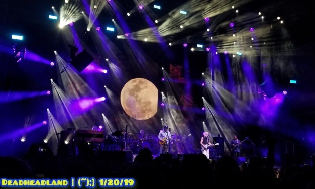 ¡Dead and Company! setlist 3 of 3 | Playing In The Sand |Riviera Maya, Mexico | Sunday January 20, 2019