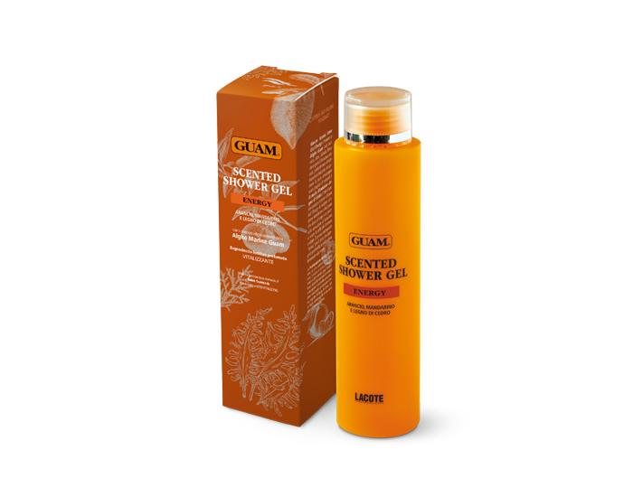 Aromatický sprchový gel GUAM Energy