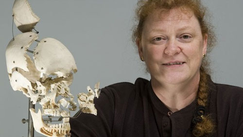 Professor Sue Black is one of the world's leading forensic scientists