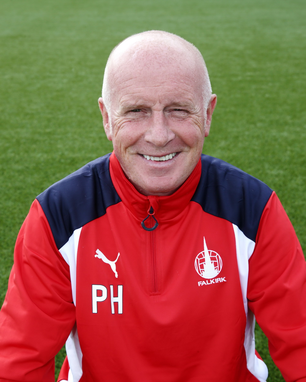 Falkirk boss Peter Houston hopeful of new signing in time for Scottish Cup clash with Morton