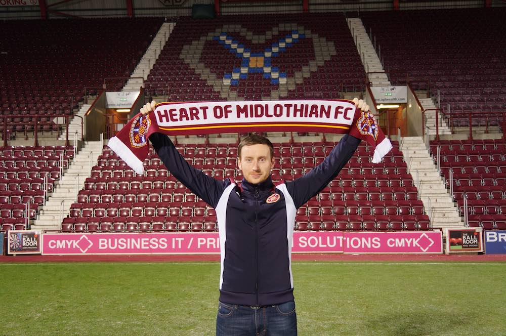 After SFA admission John Robertson convinced Ian Cathro not out to 'reinvent the wheel' at Hearts