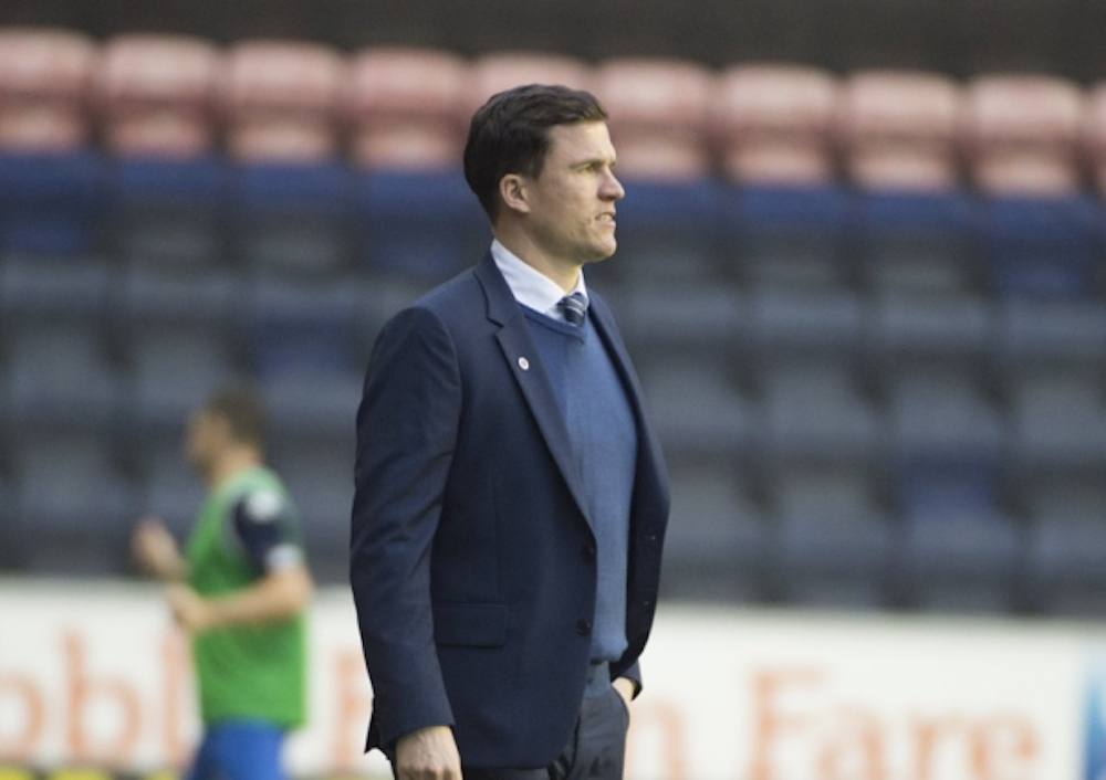 Former Celtic, Hibernian & Scotland star Gary Caldwell returns to management with Chesterfield