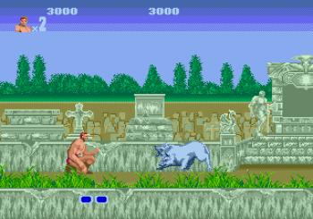 Altered Beast (Genesis) - 04
