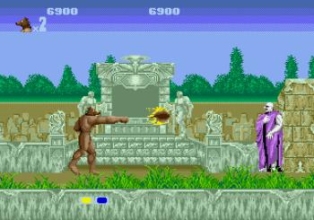 Altered Beast (Genesis) - 10