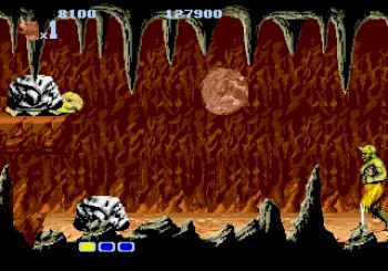 Altered Beast (Genesis) - 23