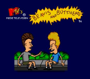 Beavis and Butt-Head Genesis (1)
