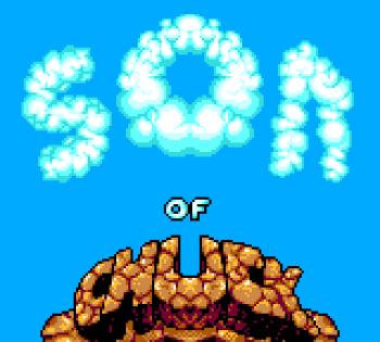 Chuck Rock II - Son of Chuck (Game Gear) - 02