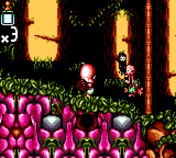 Chuck Rock II - Son of Chuck (Game Gear) - 04