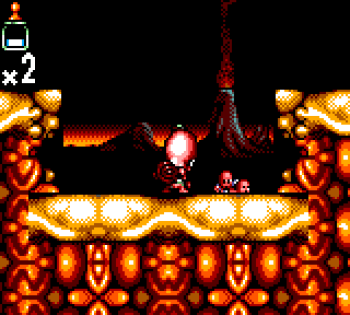 Chuck Rock II - Son of Chuck (Game Gear) - 24