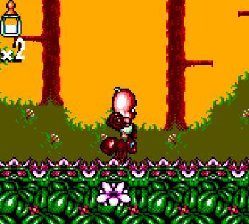 Chuck Rock II - Son of Chuck (Game Gear) - 34
