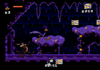 Desert Demolition Starring Road Runner and Wile E Coyote (Genesis) - 32
