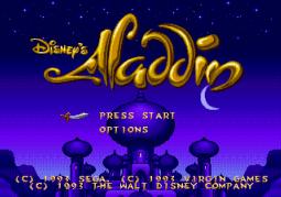 Disney's Aladdin Genesis - 01