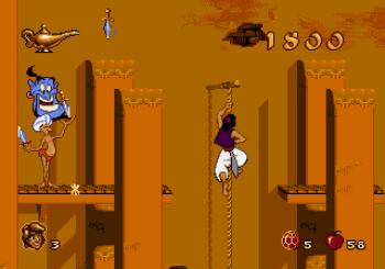 Disney's Aladdin Genesis - 05