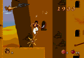 Disney's Aladdin Genesis - 06