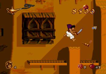 Disney's Aladdin Genesis - 18