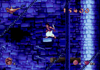 Disney's Aladdin Genesis - 24