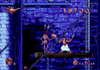 Disney's Aladdin Genesis - 28