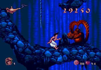 Disney's Aladdin Genesis - 32