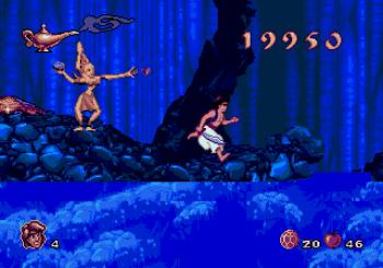 Disney's Aladdin Genesis - 33