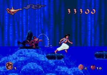 Disney's Aladdin Genesis - 36