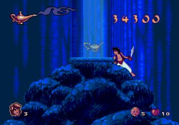 Disney's Aladdin Genesis - 37