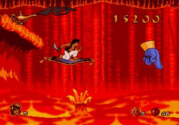 Disney's Aladdin Genesis - 42